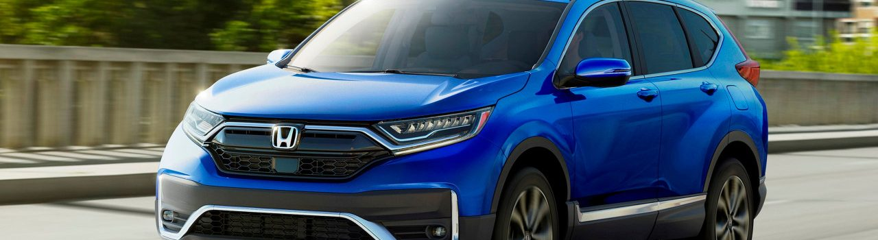 The Australian Market is Loving Honda CR-V